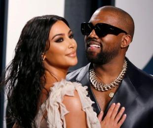 foto: Kanye West le pidió públicamente a Kim Kardashian que lo perdone