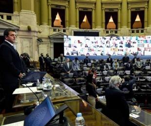 foto: Diputados vuelve con el proyecto de ampliación del Presupuesto