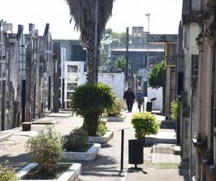 foto: Desde hoy están habilitados turnos para visitar cementerios públicos