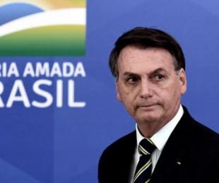 foto: Brasil: Bolsonaro volvió a las actividades luego de recibir el alta