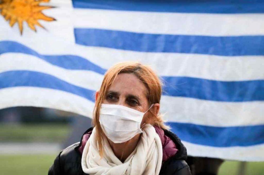 Uruguay: con 20 nuevos casos, temen un rebrote en un sanatorio