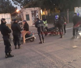 Secuestraron 25 motocicletas en operativos de seguridad en Capital