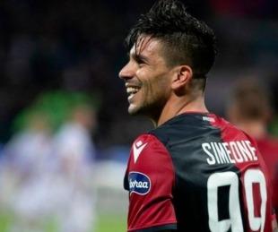 foto: Con gol de Gio Simeone, Cagliari sorprendió al campeón Juventus