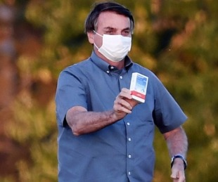 foto: Brasil: Bolsonaro tiene infección pulmonar tras el COVID-19