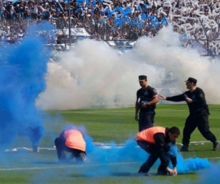foto: Confirmaron dos nuevos casos de coronavirus en el fútbol argentino