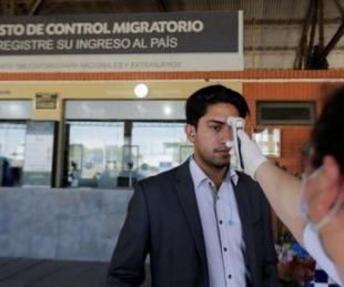 foto: Paraguay: detectaron casos de COVID-19 en Ministerio de Salud