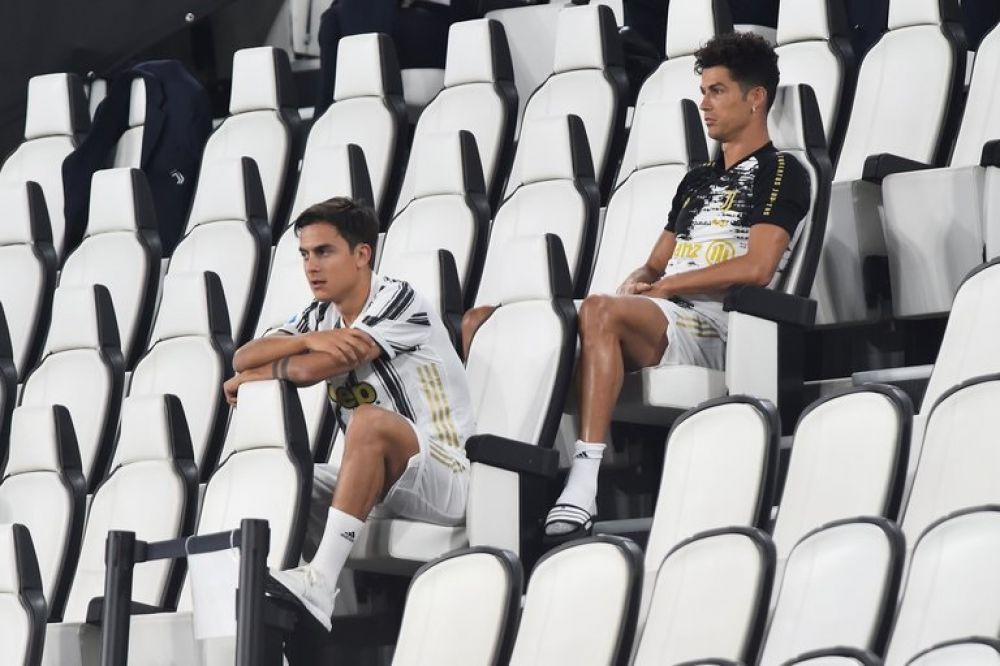 Juventus cayó duramente ante Roma en el cierre de la Serie A