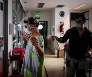 foto: Coronavirus en el país: registran 16 muertes más y en total ya son 3612