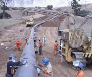 foto: Investigan millonario robo de 35 km de caños del gasoducto del NEA