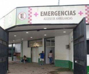 foto: Obrero cayó desde un andamio y se encuentra grave en el hospital