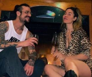foto: Reapareció Jimena Barón y rompió el silencio: qué dijo de Osvaldo