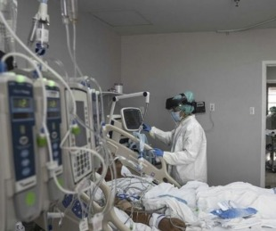foto: Suman 3.813 los fallecidos y 206.743 los contagiados en el país