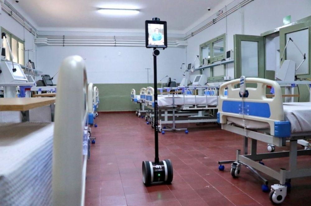 Covid: Cómo funciona el Hospital de Campaña tras casos positivos
