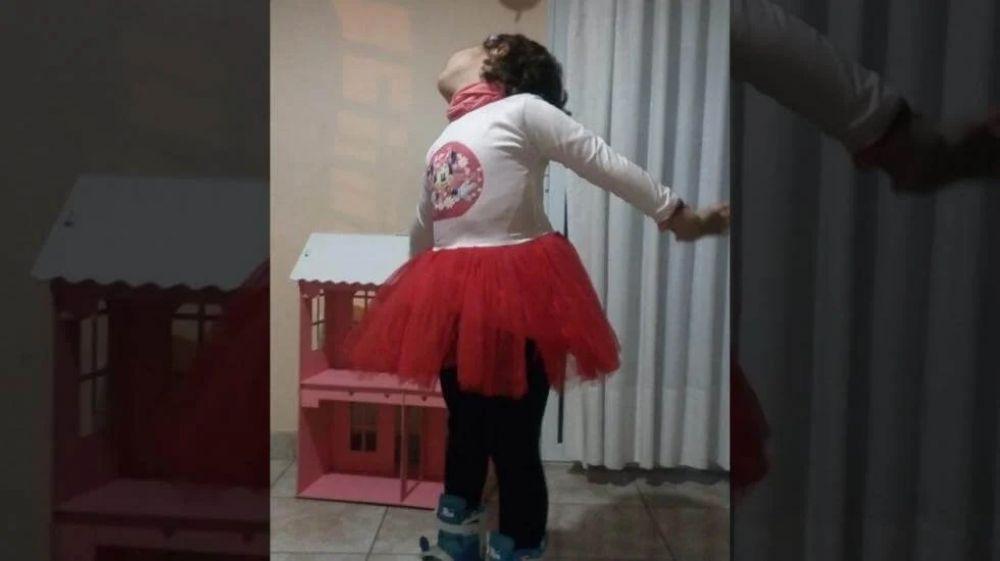 Nena trans de 5 años fue anotada con su identidad de género autopercibida