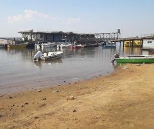 foto: Nuevo puerto en Ituzaingó: