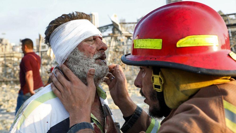 Primeras hipótesis: qué causó las terribles explosiones en Beirut