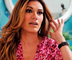 foto: Flor de la V habló de su posible acercamiento a la política