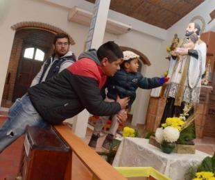 foto: San Cayetano prohíbe el ingreso de personas durante cuatro días