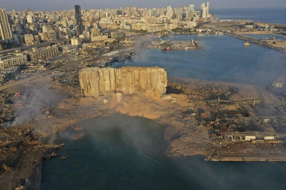 Explosión en Beirut: Fue horrible, fueron momentos de pánico