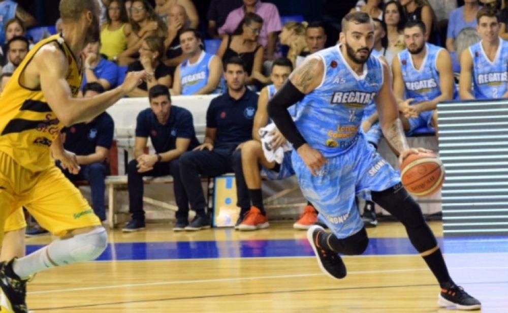 Ramírez Barrios confirmó que se va de Regatas y pasaría a Quimsa