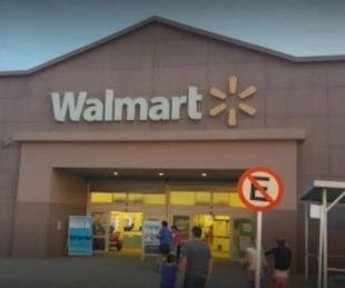 foto: Detectaron un caso de coronavirus en una empleada de Walmart