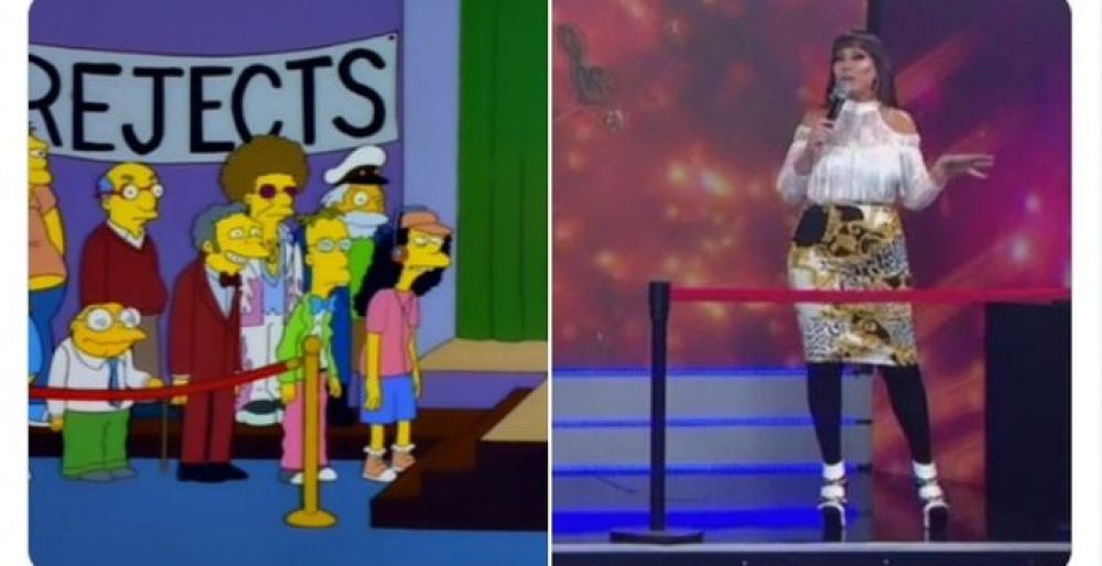 La renuncia en vivo de Moria, fue predecido por Los Simpsons