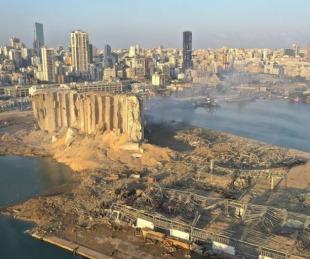 foto: Testimonio de Beirut: