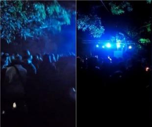 foto: Fiesta clandestina: La Comuna negó que funcionaria haya participado