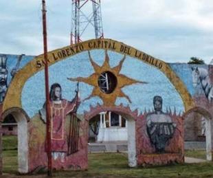 foto: San Lorenzo: hisoparon a prefectos que llegaron de Buenos Aires