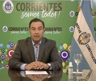 foto: Valdés destacó la importancia de las obras anunciadas por Nación