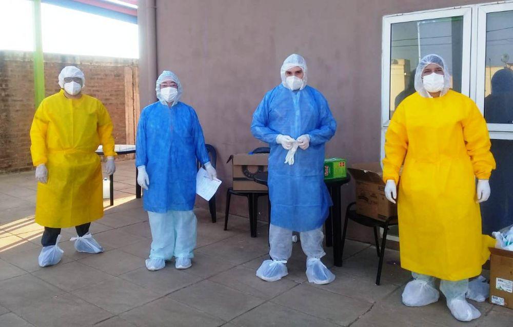Investigan nexos epidemiológicos en Capital y cuatro localidades