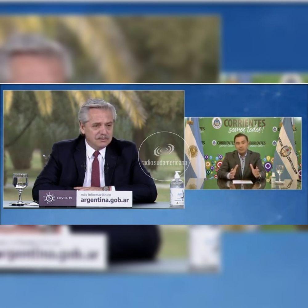 Cuáles son las obras que anunció el Presidente para Corrientes