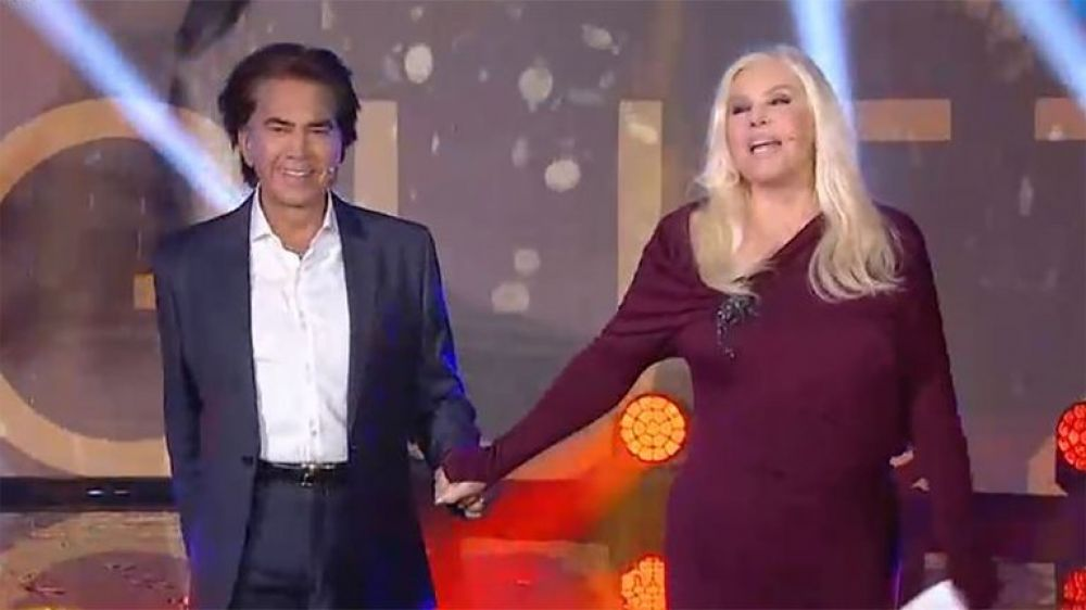 El Puma Rodríguez sorprendió a Susana Giménez con una confesión