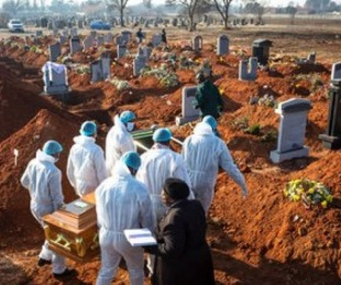 foto: África superó el millón de casos de coronavirus