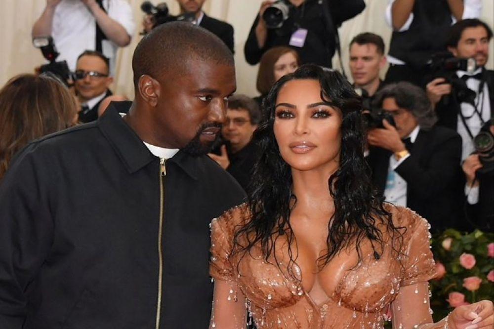 Kim Kardashian y Kanye West viajaron a la República Dominicana