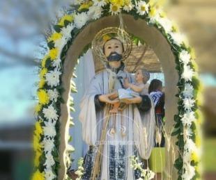 foto: Corrientes celebra a San Cayetano, patrono del Pan y el Trabajo