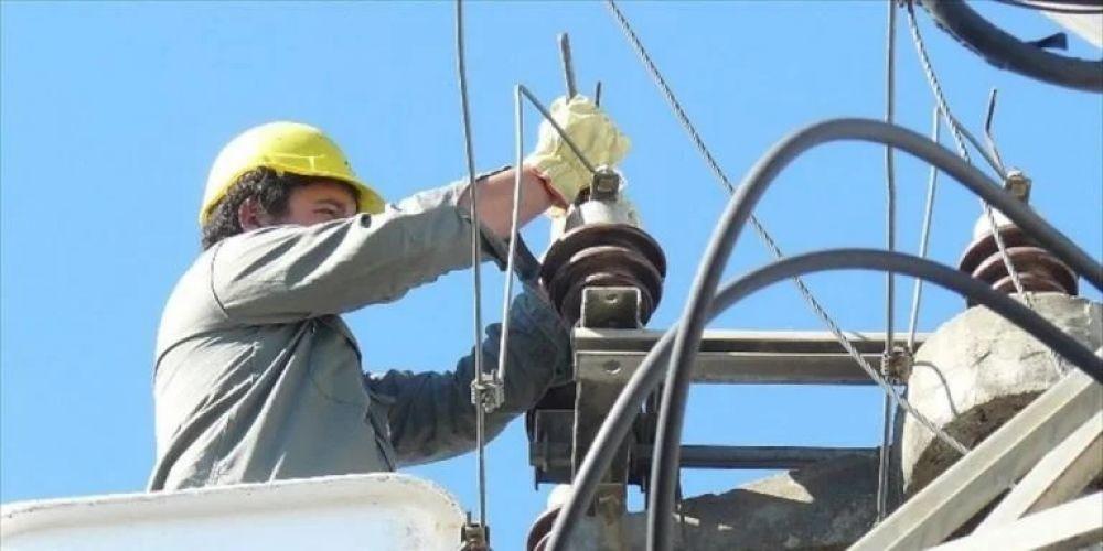 Por trabajos, este sábado habrá cortes de luz en Virasoro