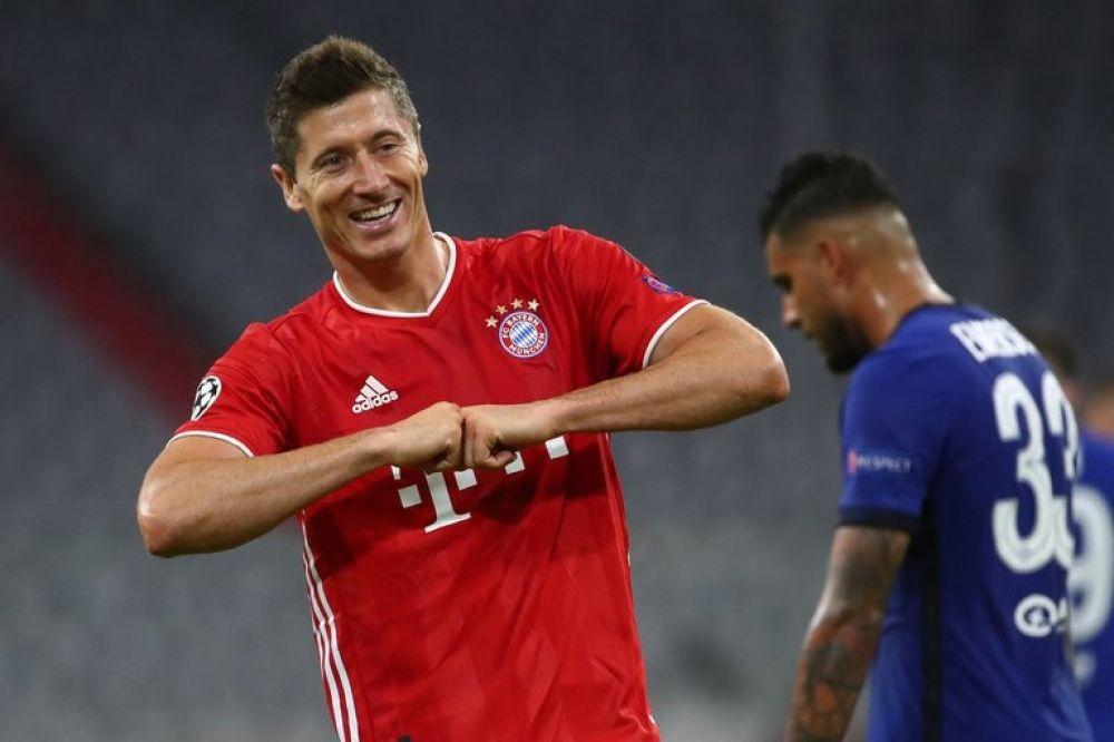 Bayern Munich aplastó al  Chelsea y clasificó a cuartos de Champions