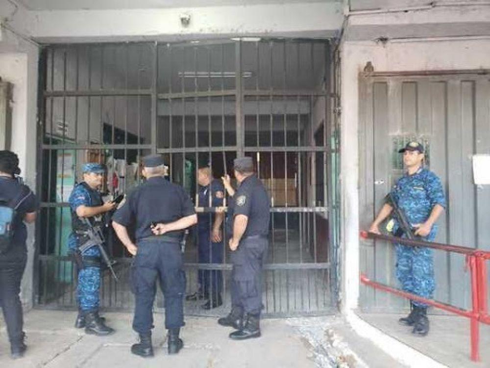 Paraguay: detectaron 60 casos positivos en cárcel de Tacumbú
