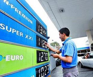 foto: Nafta: Nación autorizará una suba del 7% en combustible