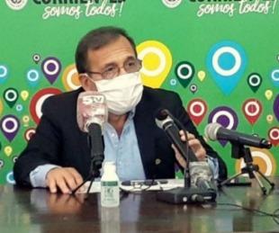 foto: Continúa la investigación epidemiológica en el sanatorio capitalino