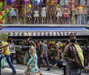 foto: Brasil ya pasó los 100.000 muertos por coronavirus
