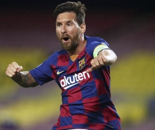 foto: Barcelona le ganó al Nápoli y sacó pasaje para la fase final