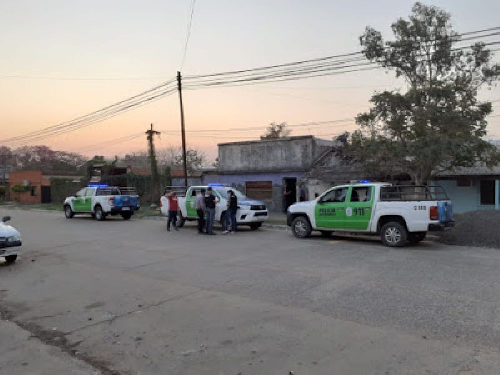 Fiesta clandestina en Itatí: Había menores, alcohol y droga