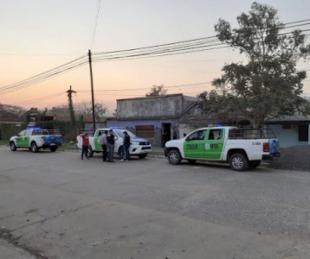 foto: Fiesta clandestina en Itatí: Había menores, alcohol y droga