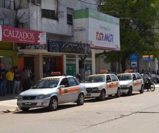 foto: Chaco: taxis y remises circularán normalmente desde el lunes