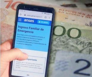 foto: IFE: Anses comienza hoy a pagar el tercer bono de $10.000