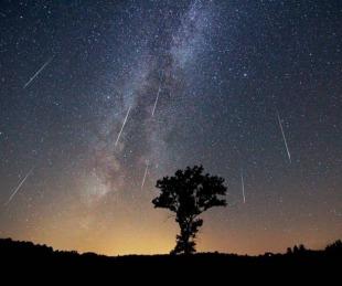 foto: La lluvia de estrellas más importante del año: dónde y cuándo verlas