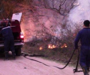 foto: Preocupación por el número de incendios en Esquina