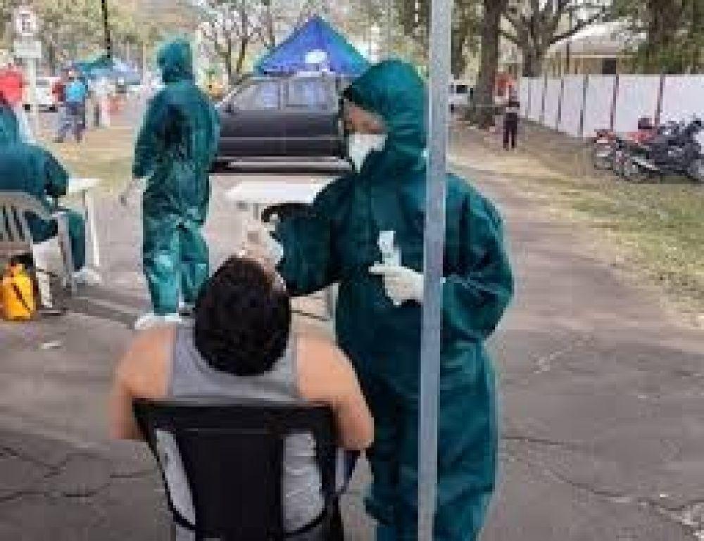 Hisopados pagos para el ingreso a Corrientes: puntos principales